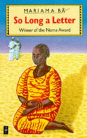 So Long a Letter (African Writers) by Mariama B (1989-06-28)