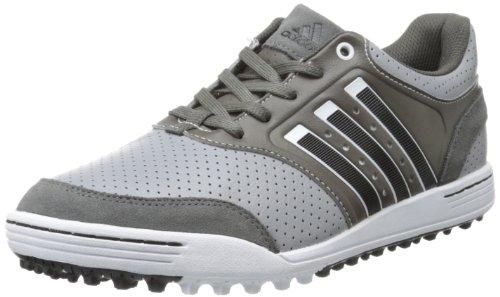 adidas Men's Adicross III Golf Shoe,Midgrey/R.Wh/Dark Cinder,10 M US by adidas
