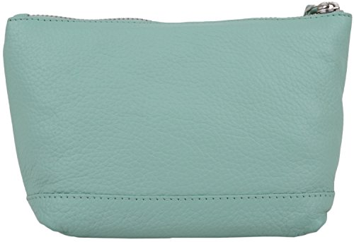 Up Womens Make Mint Genuine Case SNUGRUGS Soft Leather Bag RXTdw4