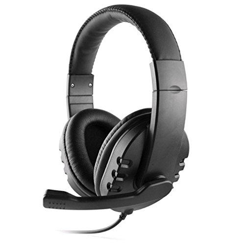 3pnshop 1 Pcs Stereo Headphone Headset Casque Deep Bass Comp