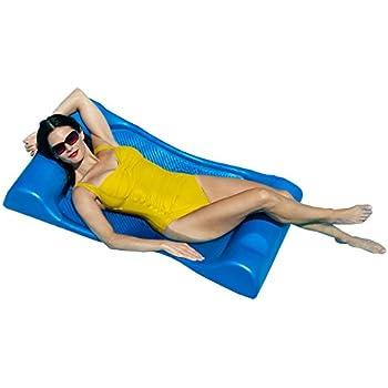 Amazon Com Deluxe Aqua Hammock Pool Float 48 In X 27