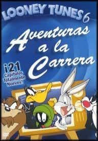 Looney Tunes 6 Aventuras A La Carrera [DVD]