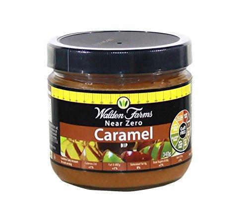 (Walden Farms Caramel Dip 340g (Pack of 3))