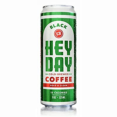 HeyDay Cold-Brew Coffee by Heyday Beverage Co