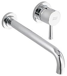 American Standard 2064.461.002 Serin Single-Handle Wall Mount Lavatory Faucet, Polished Chrome
