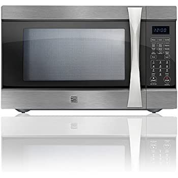 Amazon Com Kenmore Elite 1 5 Cu Ft Countertop Microwave