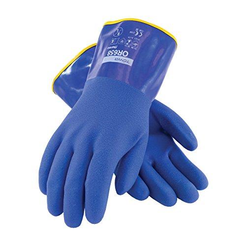 Protective ProCoat 58-8658DL/XXL Cold Resistant PVC Glove...