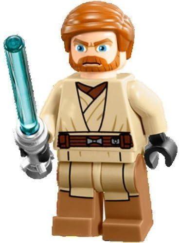 Minifigure Old LEGO Star Wars Obi-Wan Kenobi