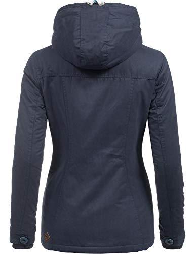 Ragwear Blouson Femme Ragwear Femme Blouson Marine Bleu 0qn886H