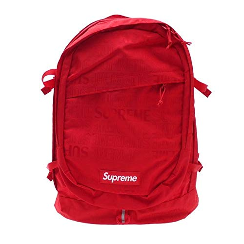 Supreme/シュプリーム Backpack/バックパック Red/レッド 赤 2019SS 国内正規品   B07P51P2DW