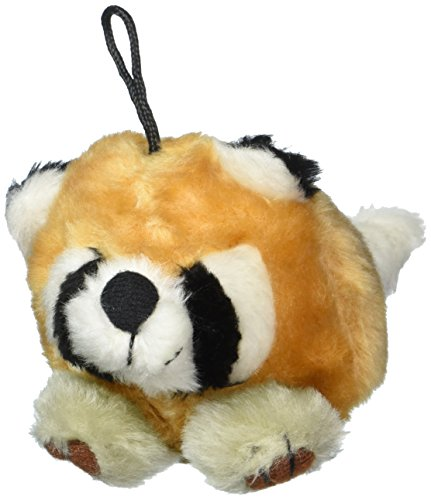 Petmate 291190 Booda Squatter Racoon Toy for Pets, Medium ()