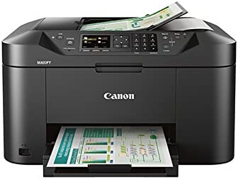 Canon Office Products MAXIFY MB2120 Wireless Color Photo Printer with Scanner, Copier and Fax