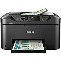 Canon MAXIFY MB2120 Wireless Home Office Color All-in-One Inkjet Printer with Duplex (Black)
