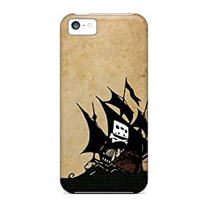 Iphone High Quality Cases/ Pirate Bay XBJ7293ImMU Cases Covers For Iphone 5c