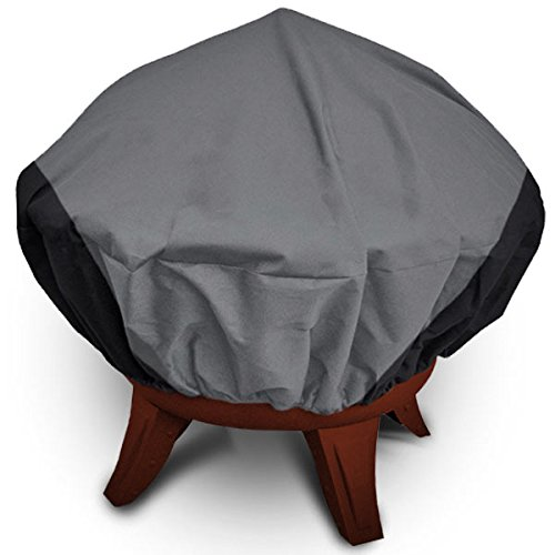 North East Harbor Patio Round Fire Pit Outdoor Cover 44