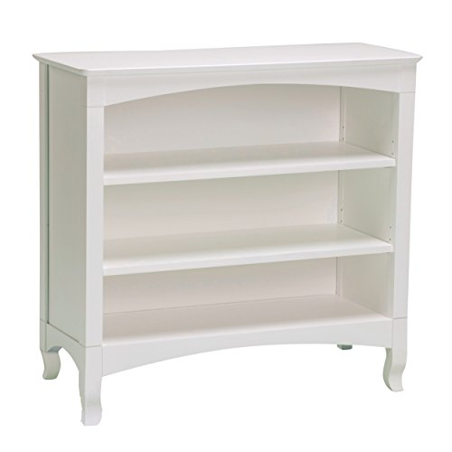 Bolton 8365500 Emma Low Bookcase, White by Bolton