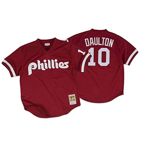 Darren Daulton Phillies 91 BP Jersey Mitchell & Ness 40 ()