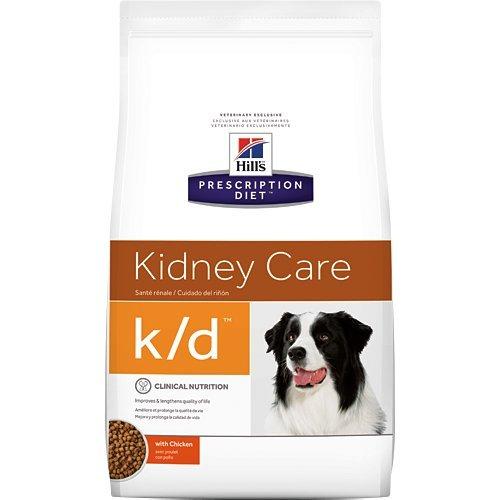 Hills Prescription Diet k/d Kidney Care with Chicken Dry Dog Food 27.5 lb