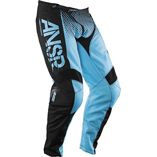 (Answer Racing A17.5 Syncron Boys Off-Road Motorcycle Pants - Blue/Black / Size 22)