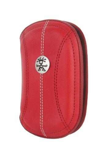 Crumpler ROYALE THINGY 40 Marken Tasche für Foto/Handy/Kamera dunkel rot/bordeau Dk Red / White aYFPE2nO
