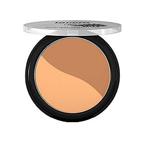 lavera Poudre bronzante – Mineral Sun Glow Powder Golden Sahara 01 – 2 teintes assorties – vegan – Cosmétiques naturels – Make up – Ingrédients végétaux bio – 100% Naturel Maquillage (9 g)