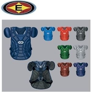Womens Fastpitch Softball Chest Protector - Easton Women's Stealth Fastpitch Intermediate Chest Protector (Maroon)