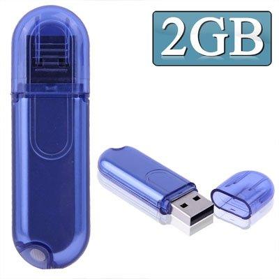 2GB USB Flash Disk (Blue)
