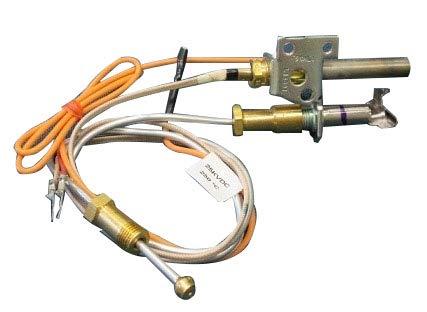 HHT OEM Heatilator & Quadrafire Pilot Assembly - NG (4021-728) - Original OEM - Assembly Ng Pilot