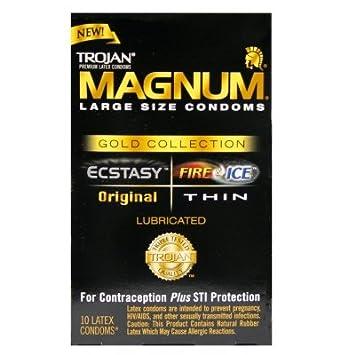 Trojan gold condoms