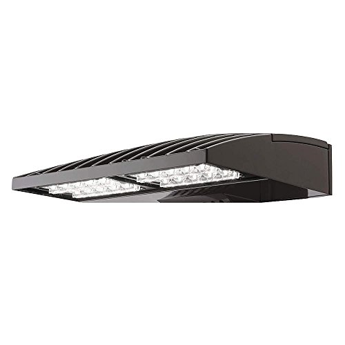 (Acuity Brands Lighting - DSXWPMLED20C100040KT3M - 75 Watt LED Area Light, 6193 Lumens, 4000K Color Temp, 50, 000 hr. Fixture Rated Life)