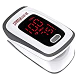 Fingertip Pulse Oximeter, Blood Oxygen Saturation