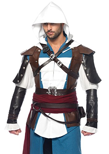 Leg Avenue Men's Assassin's Creed Edward ()