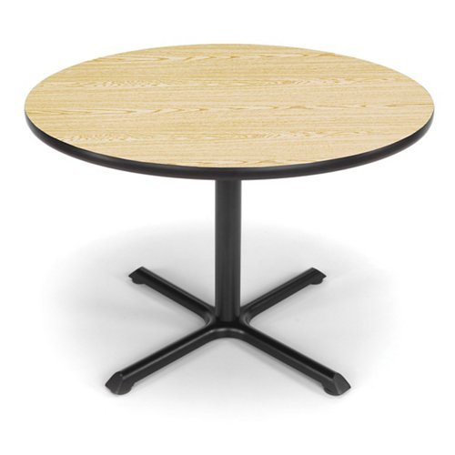 OFM XT42RD-GRYNB Round Multi-Purpose Table - 42