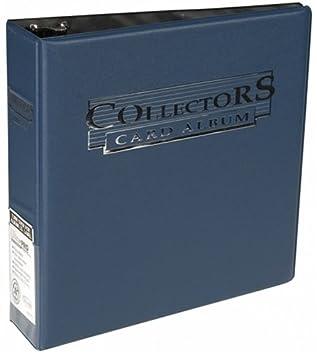 Ultra Pro-E-81398 Álbum para Cartas, Color Azul, Miscelanea (ALB3COLNV)
