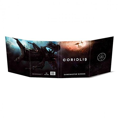 Coriolis: GM Screen