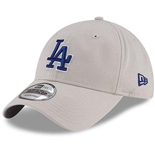 Los Angeles Dodgers New Era 9TWENTY Adjustable Hat Khaki ()