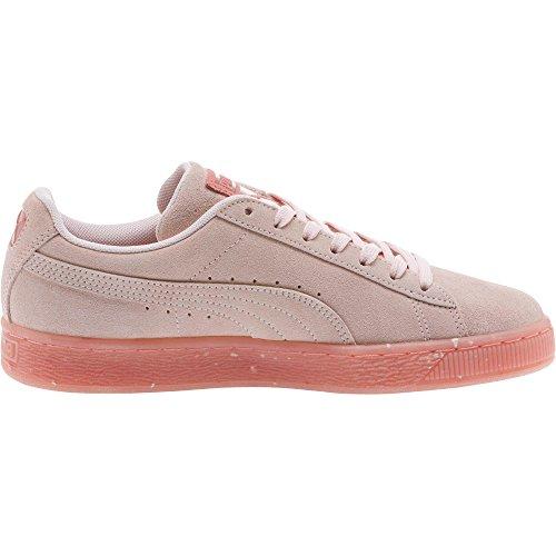 PUMA Women's Suede Classic Glitz Shell Pink/Shell Pink 6.5 B US qbqRKGRfF1