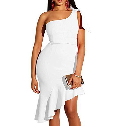 Big Sale YetouWomen's Printed Long Sleeve V-Neck Daily Casual Maxi Dress Split Hem Baggy Long Dress -