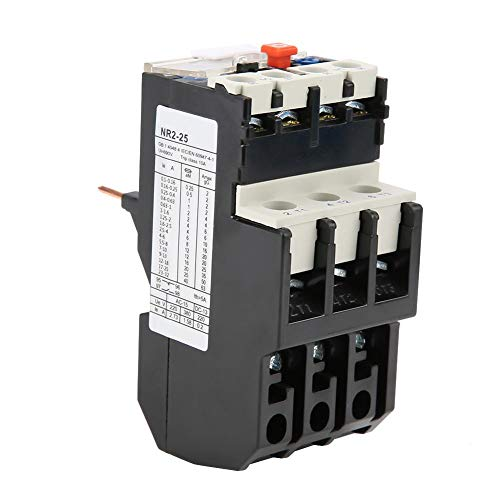 CPN NR2-25 50-60hz7-10A Thermal Overload Relay,Overload Protection Relay,Manual and Automatic Reset,Phase Break Protection