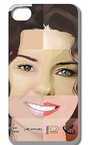 Shania Twain I phone 4 case+Stylus Touch Screen Pen+ Retail Box by Metroplex