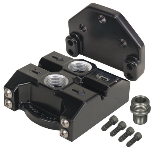(Derale 35708 Premium Series Remote Filter Mount)