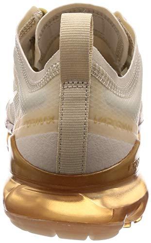 2019 Wmns Gold Para light Vapormax sail Air Multicolor metallic cream Zapatillas Atletismo Nike 101 De Bone Mujer Rxqgptpwd