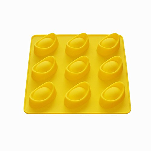 FasterS Chinese Golden Ingots Silicone Mold for Soap Gelatin Chocolate Ice Cube Making Chinese Ingot