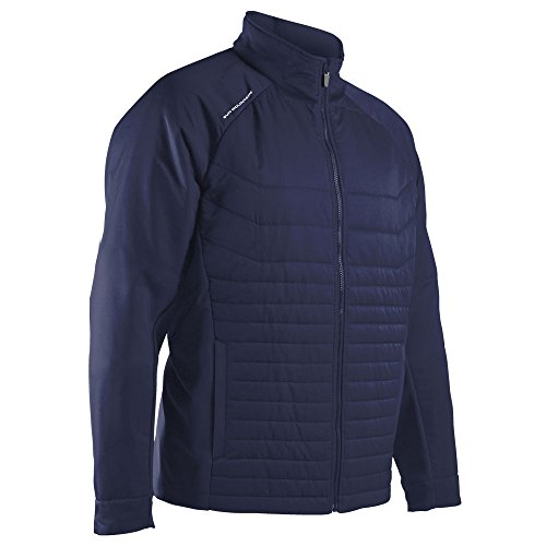 Sun Mountain Hybrid Golf Jacket 2018 Navy Medium by Sun Mountain