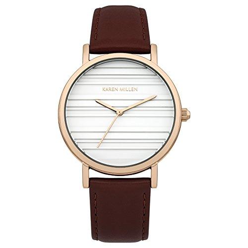 Karen Millen Ladies Bracelet Watch KM154VRGA