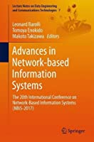 Advances in Network-Based Information Systems Front Cover