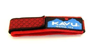 KAVU Patterned Watchband (webbing color may very)