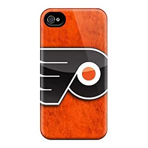 Defender Cases With Nice Appearance (philadelphia Flyers) Iphone 5/5S