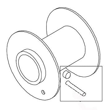 Amazon Com Kfi Products Atv Schs Winch Cable Hook Stopper Automotive