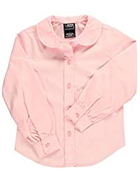 French Toast Little Girls' L/S Peter Pan Blouse